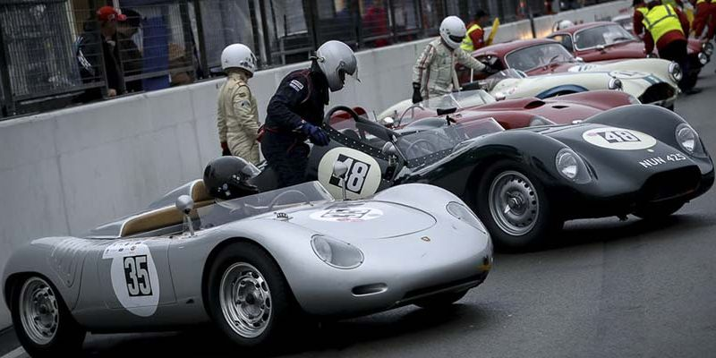 Two-seater Race Cars and GTs up to 1960/61
