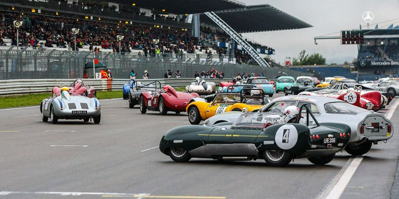 Race 5 - Two-seater race cars and GT up to 1960/61