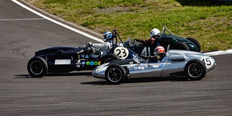 Rennen 6 - Historic Grand Prix Cars bis 1965