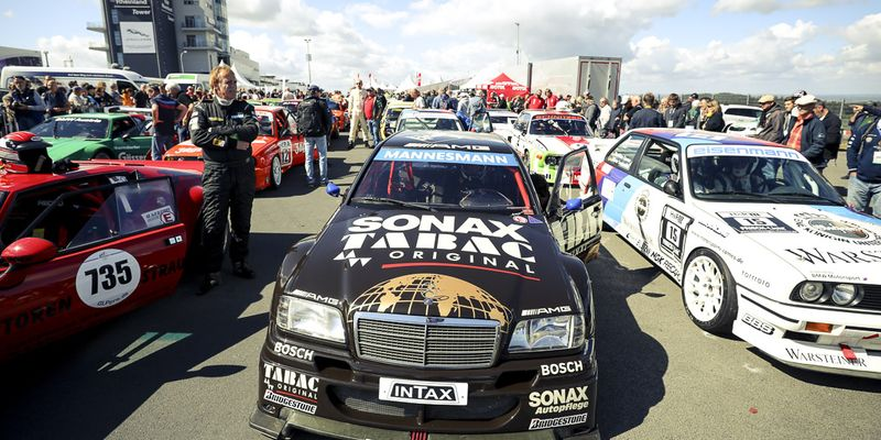 Touring Cars Revival