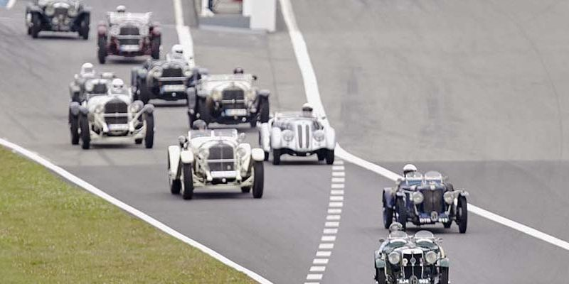 Rennen 11 - Vintage Sports Car Trophy & The ASC Trophy
