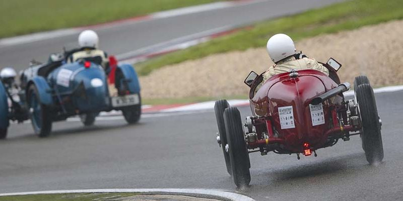 Historic Grand Prix Cars up to 1960