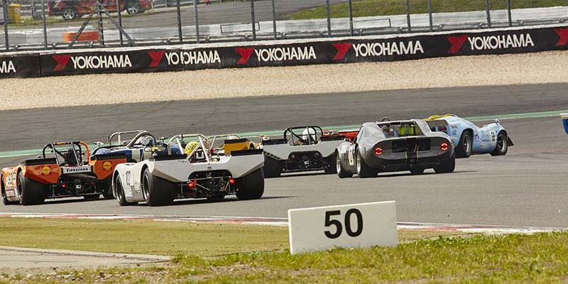Rennen 3 - FIA Masters Historic Sports Car Championship