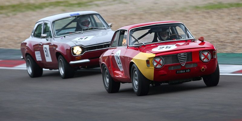 Race 7 - AvD Touring Car and GT Trophy