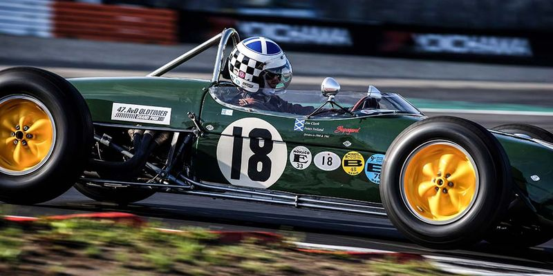Historic Grand Prix Cars up to 1965 No. 2