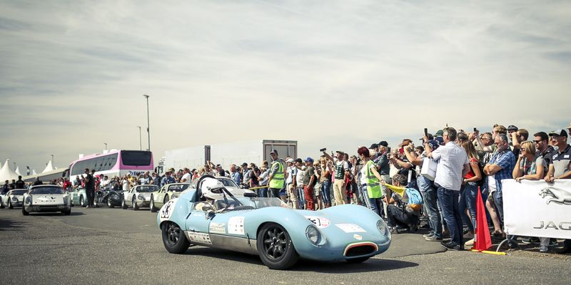 Historic Grand Prix Cars up to 1965
